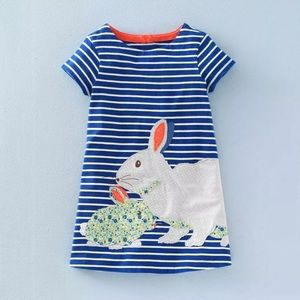 Bunny Rabbit Dress 18m-5T